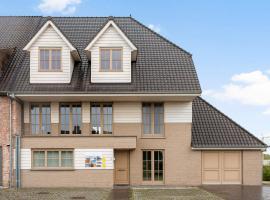 Luxury Villa near the marina of Nieuwpoort, pet-friendly hotel in Middelkerke
