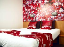 Fasthotel Orleans Zénith, hotel en Orleans