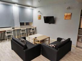 Двухэтажная квартира на Ленина 54 Добрый Урал, hotel in Yekaterinburg