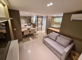 Lindo e aconchegante apartamento no centro de Foz, apartment in Foz do Iguaçu