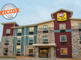My Place Hotel-Ankeny/Des Moines IA, hotel in Ankeny