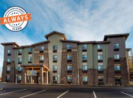 My Place Hotel-Bend, OR, hotel a Bend
