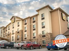 My Place Hotel-Council Bluffs/Omaha East, IA, hotel near Eppley Airfield - OMA, Council Bluffs