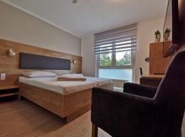 Motel Hohenems, hotel Hohenemsben