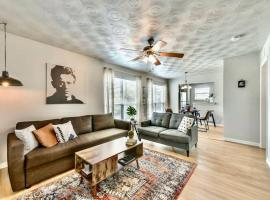 The Swank • Close to Downtown, vacation rental in Dallas