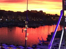 Vieux Port République Cannebiére, self catering accommodation in Marseille