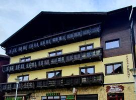 Casa Frent, hotel in Predeal