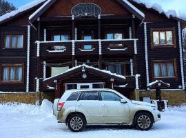 Отель Богдана, отель в Домбае