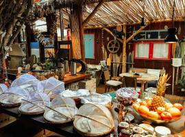 Pousada das Meninas, hotel in Ilha do Mel