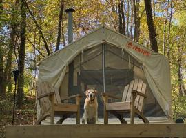 Tentrr Signature - Holmestead Woods, luxury tent in Brewster