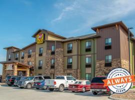 My Place Hotel-Hastings, NE, hôtel à Hastings