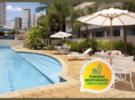 Royal Golden Hotel - Savassi, hotel em Belo Horizonte