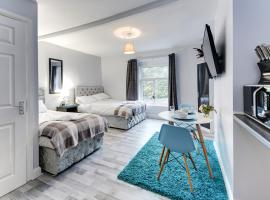 Grey Stone Studio Apartments, hotel in Halifax