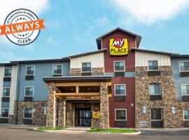 My Place Hotel-Sioux Falls, SD, hotel in Sioux Falls