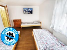 Mieszkanie gościnne Słodowa, hotel in Lądek-Zdrój