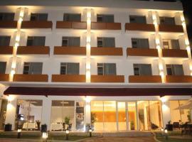 Quatre Saison Hotel Bangui, hotel in Bangui