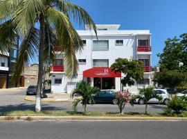 Hotel LB, hotel in Manzanillo