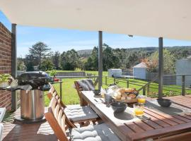 Advilla - stylish, charming and central location, hotel in Bowral