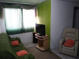 Ap mobiliado em excelente localizaçao! (5 min do centro), self catering accommodation in Pelotas