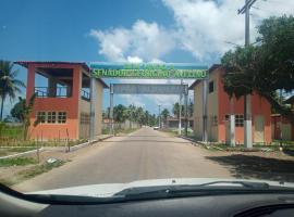 Pousada Guarairas, homestay in Natal