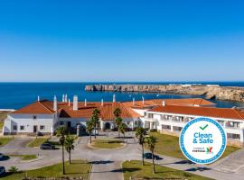 Pousada de Sagres, hotel near Cape of Saint Vincent Lighthouse, Sagres