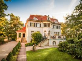 Aparthotel Villa Freisleben, ξενοδοχείο στη Δρέσδη