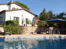 Villa Alessia, hotel with pools in Antibes