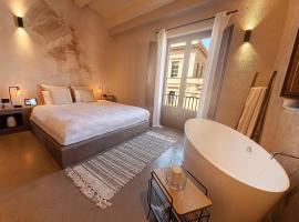 Casa Nostra Boutique Hotel, hotel con jacuzzi a Palermo