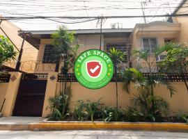 RedDoorz near PNR Espana Station, hotel malapit sa Binondo, Maynila