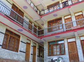 Saraswati Palace Manali, hotel in Manāli