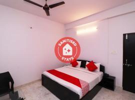 Vaccinated Staff- OYO 39774 Hotel Kanishka Residency, hotel in Jabalpur