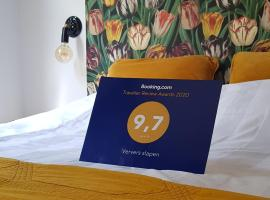 Ververs slapen, B&B in Den Bosch