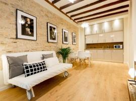 CASTA 1 - Apartamento céntrico de 1 dormitorio, apartment in Zaragoza
