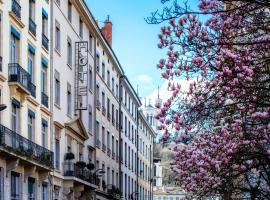 Hôtel Des Artistes, hotel in Lyon
