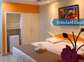 Biss Inn Hotel, hotel em Goiânia