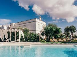 Masseria Torre Abate Risi, country house in Fasano
