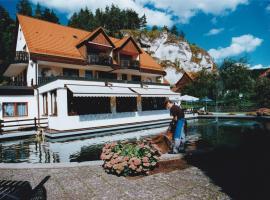 Hotel-Restaurant Forellenhof, Hotel in Pottenstein