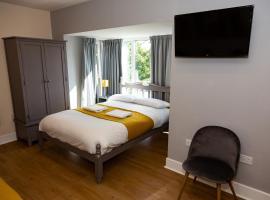 AA Alexander House, hotel in Newcastle upon Tyne