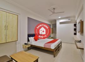 OYO 30714 Hotel Krishna, hotel near Sardar Vallabhbhai Patel International Airport - AMD,