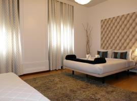 Pensao Central, hotel in Matosinhos