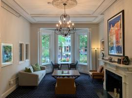 Newbury Guest House, boutique hotel in Boston