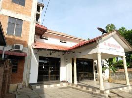 OYO 1017 Al-inshirah Inn, hotel di Kota Bahru