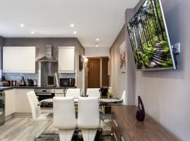 Darlington Town Centre Luxury Apartments, hotel in Darlington