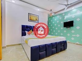 Well-Lit Stay in Delhi (Exclusive Offer!), budget hotel in New Delhi
