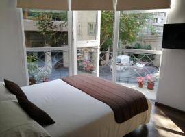 Elisa Cole, hotel cerca de Estación de metro Baquedano, Santiago