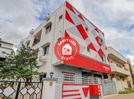 OYO Home 48961 Classy Studios Near Pune Airport, apartment in Lohogaon