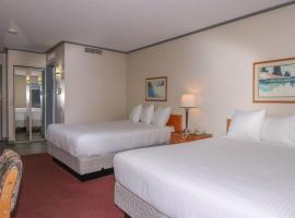 Riviera Plaza & Conference Centre, Vernon, BC, hotel in Vernon