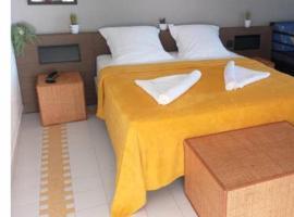Grand studio super équipé au Manganao vue mer, хотел в Сен Франсоа