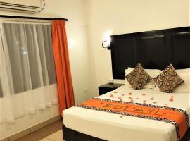 Suva Motor Inn, отель в Суве