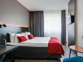 Best Western Hotel Savoy, hôtel à Karlstad